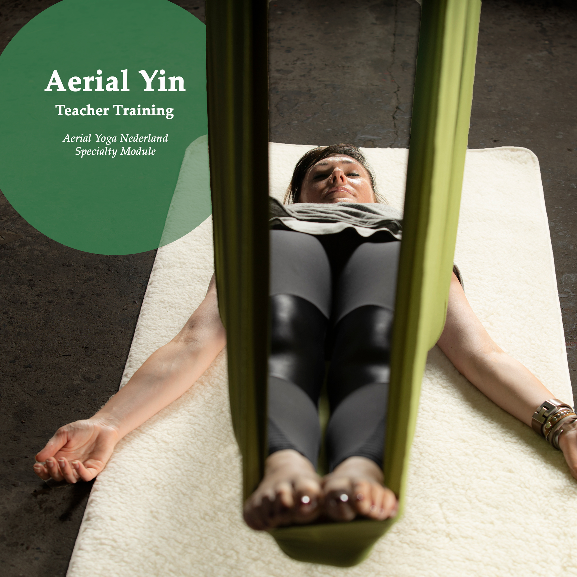 Angela Yoga Aerial Yin Teacher Training