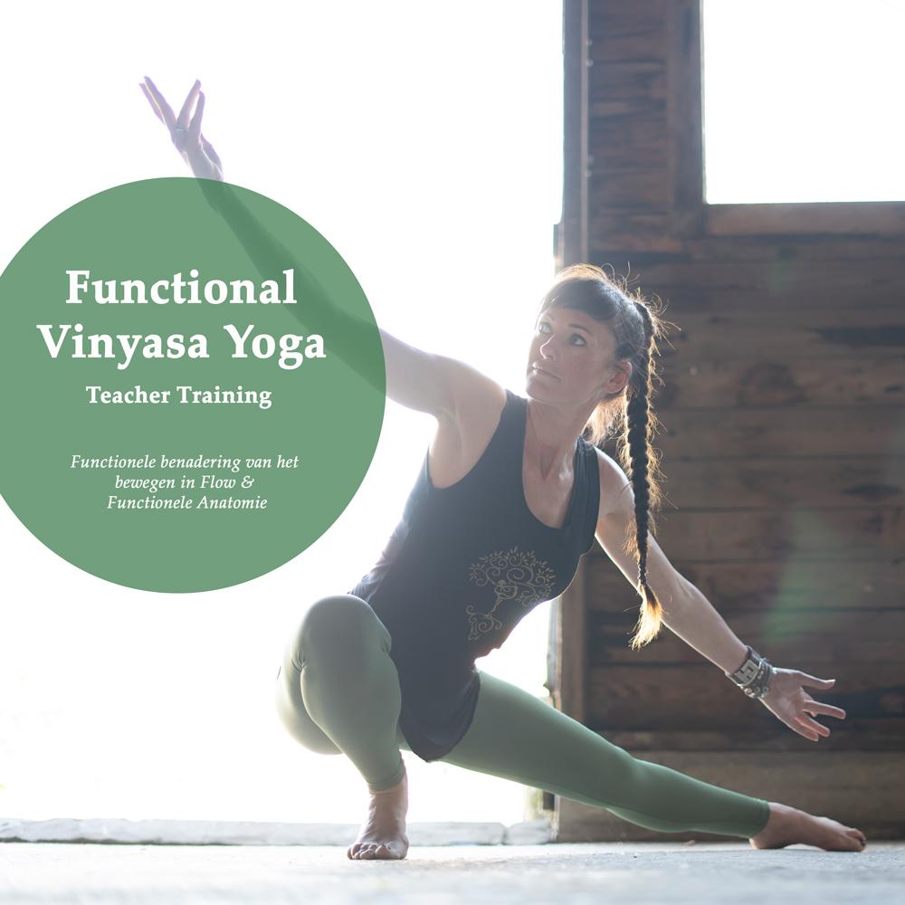 Functional Vinyasa Yoga Teacher Training, Angela Yoga